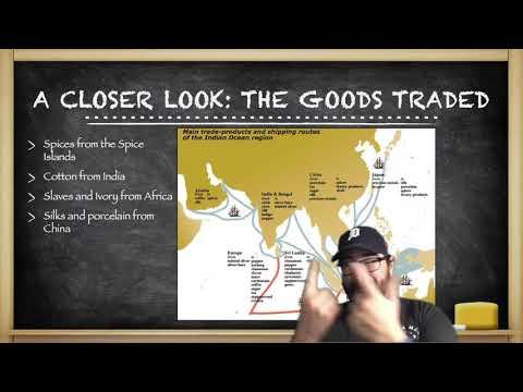 AP World: 2.3 Indian Ocean Trade