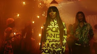 Tiwa Savage - Tiwas Vibe  Official Music Video