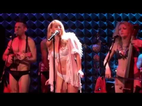 The Skivvies and Morgan James - Heavenly Angel Medley