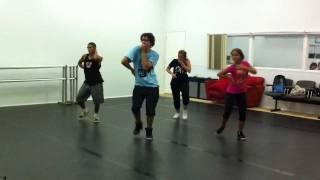 "Coreografia ""Ego - Beyonce"" de Carlos Neto - Só a Fluxo cia de Dança"