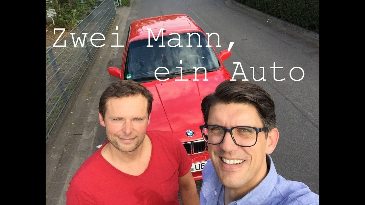 BMW E30 M3 - Zwei Mann, ein Auto | auto motor und sport
