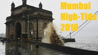mumbai high tide 2018