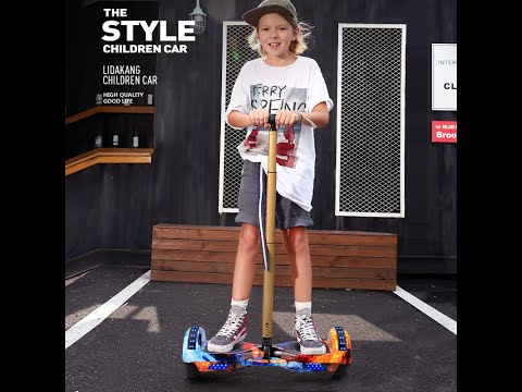 Child Smart Wheel Electric Scooter
