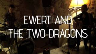"""Ewert and The Two Dragons in Riga promoting """"Good Man Down"""""""