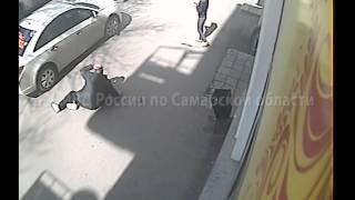В Тольятти водитель избил пешехода