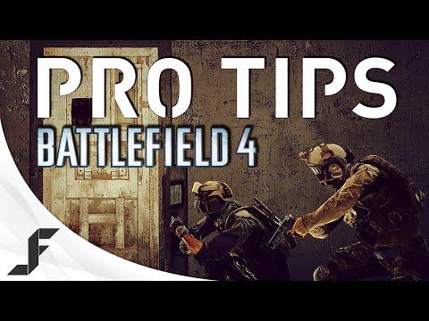 PRO TIPS - Battlefield 4