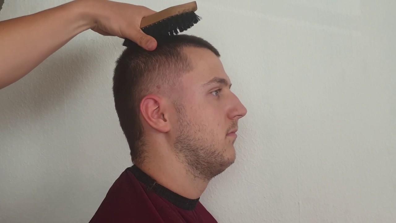 hair tutorial #17 | haare / Übergang selber schneiden
