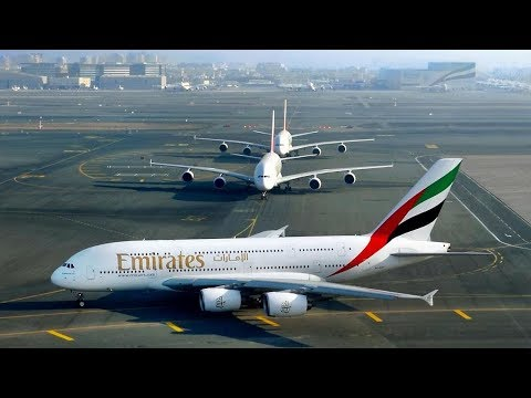 The PAST, PRESENT & FUTURE of EMIRATES