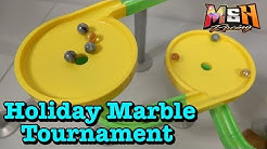 Marble Race Tournament: Holiday Team Race 2017