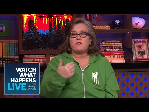 Rosie O'Donnell On Donald Trump's Hostility Toward Her | WWHL