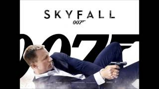 Filmscore Fantastic Presents: Skyfall the suite