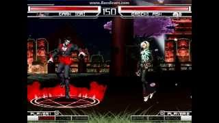 [KOFMLV2 SP RED] Dark Iori New Pose (Me) vs Orochi Ash (CPU)