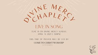 Come to Christ Worship & Friends: Divine Mercy Chaplet
