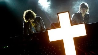 Justice on Electro Music - Red Bulletin at Voodoo Festival