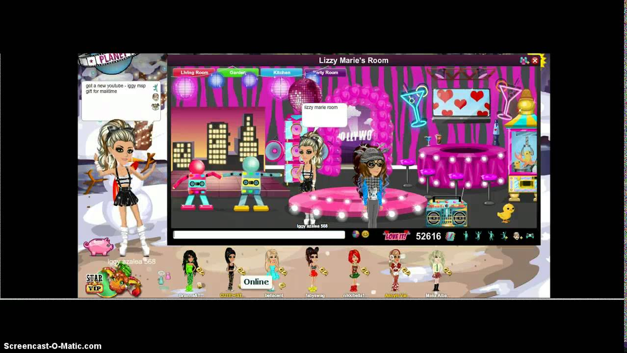 Msp Cute Room YouTube