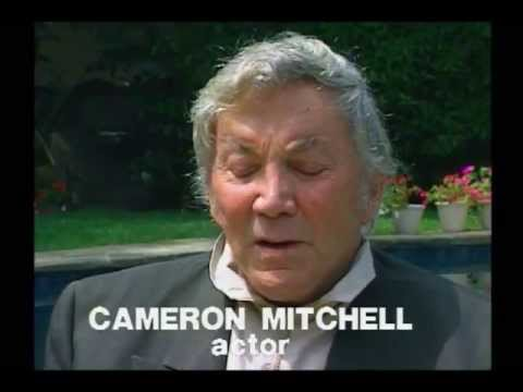 Cameron Mitchell discusses working with Orson Welles