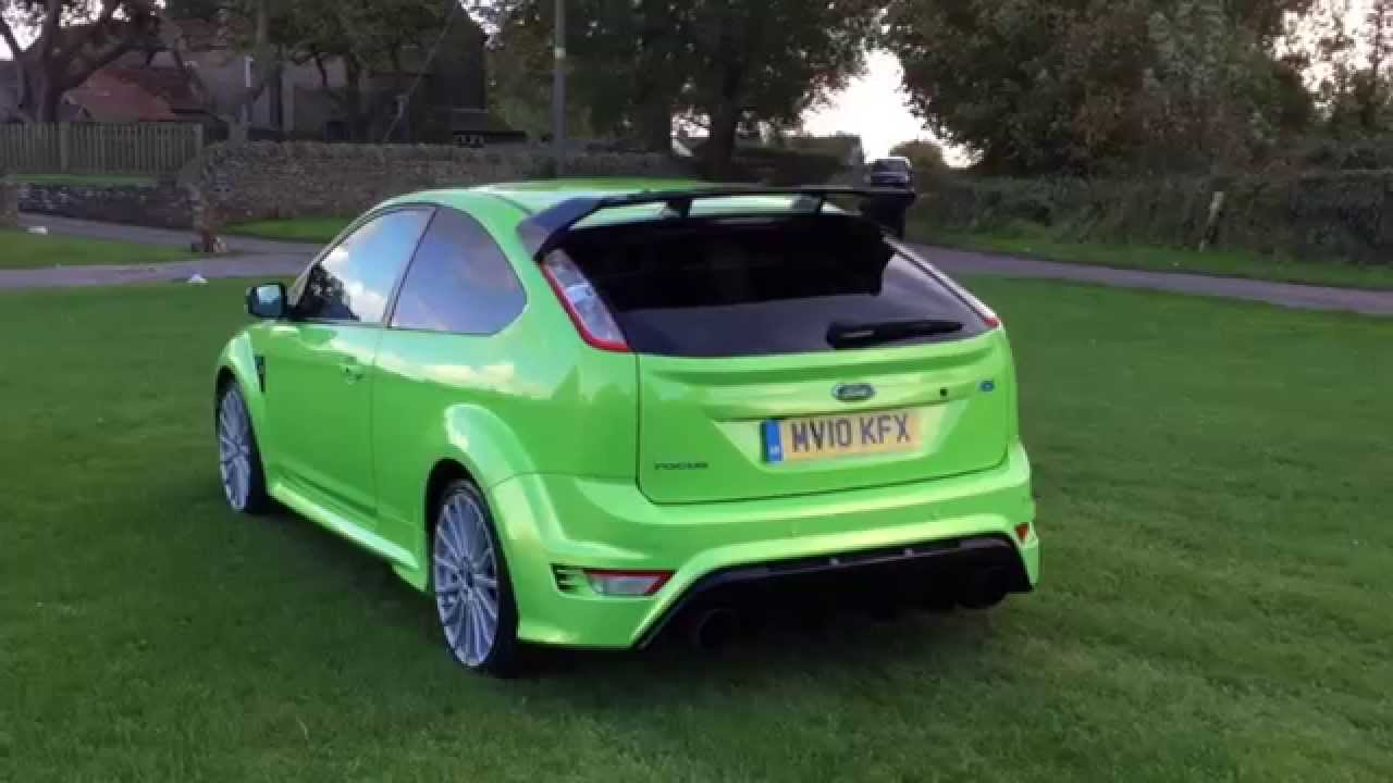 & Ford Focus RS For Sale u0026 Wanted !!! - YouTube markmcfarlin.com