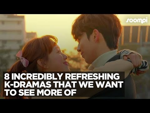 8 Incredibly Refreshing K-Dramas That We Want To See More Of