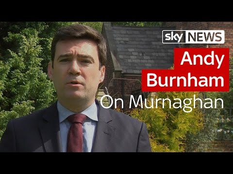"Andy Burnham: ""PM Was Wrong To Make Immigration Pledge"""