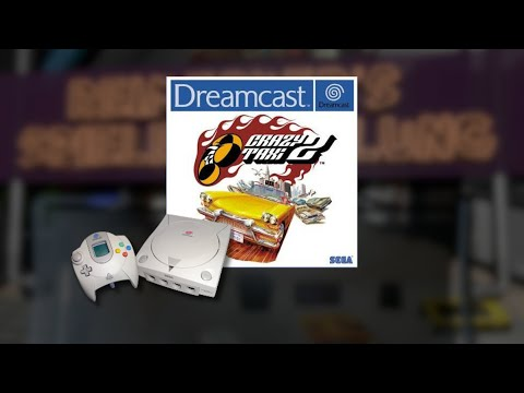 Gameplay : Crazy Taxi 2 [Dreamcast]