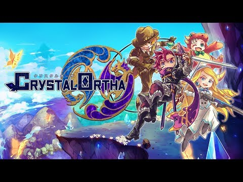 RPG Crystal Ortha