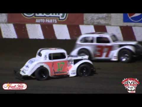 8 23 15 Legend Feature Angell Park Speedway