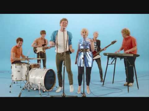 Alphabeat official song( 10,000 nights of thunder )