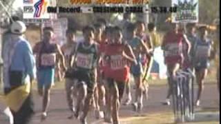 5000 Meter Run SB 2010 Palaro Tarlac