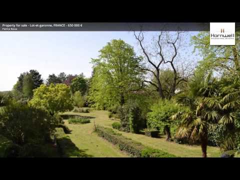 Property for sale - Lot-et-garonne, FRANCE - 650 000 €