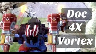 Can Doc Be An Alternative Of The Spectre Vortex | War Robots [WR]