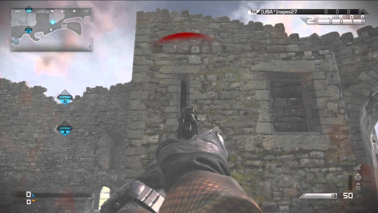 Cod Ghosts Glitches New Best Solo Infected Spot On Stonehaven