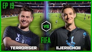 EP 19 | FIFA | Terroriser vs Jericho | Legends of Gaming