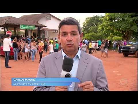 Nove presos foram mortos durante rebelião em presídio de Goiás
