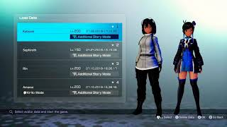 SAO FATAL BULLET- FAST EXP METHOD I USE BEFORE EVERY DLC