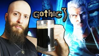 GOTHIC 3 - XARDAS I JELENIE! #32 - Na żywo