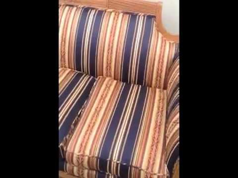 Duncan Phyfe Sofa Listed on eBay for sale