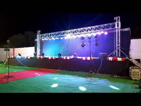 Dj Mafiya..Trust with led lighting and Sound