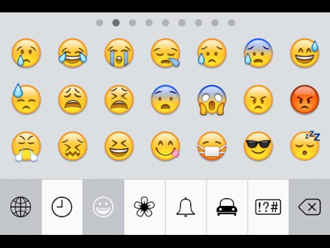 How To Get Ios Emoji Keyboard On Android No Root Youtube