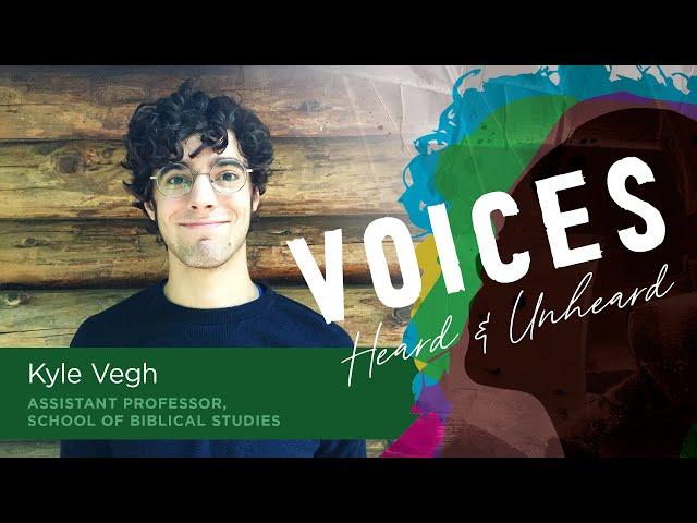 Creation: Voice of God | Kyle Vegh