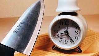 Stop Motion Cooking&ASMR /時計をストップモーションクッキングしてみた