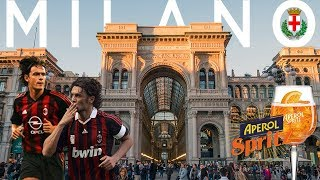🍷 Visit North Italy: Milan Terrace + Local Tavern | How To Spend A Day In Milan Italy 2019 4K