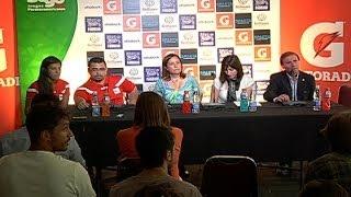 Los Juegos Parasuramericanos ya comenzaron en Santiago