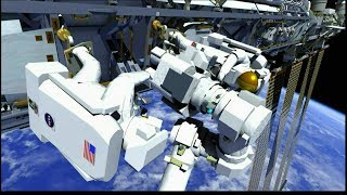 Briefing: Robotic Arm Latching End Effector (LEE) Swap: International Space Station U.S. EVA 44