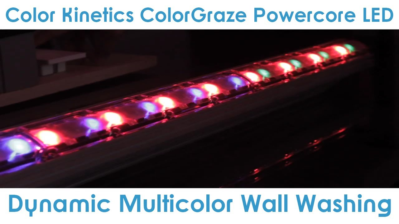 Goodmart Philips Color Kinetics Colorgraze Led Lighting Fixtures