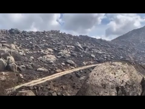 Catástrofe ambiental en el Xurés