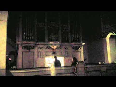 Silvesterkonzert Trampeli-Orgel Auma 2015