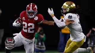 Rose Bowl Highlights: Notre Dame vs. Alabama | College Football Playoff on ESPN