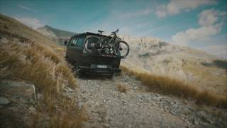 Canyon - The roadtrip with VW T3 Synchro and trailriding with Spectral CF