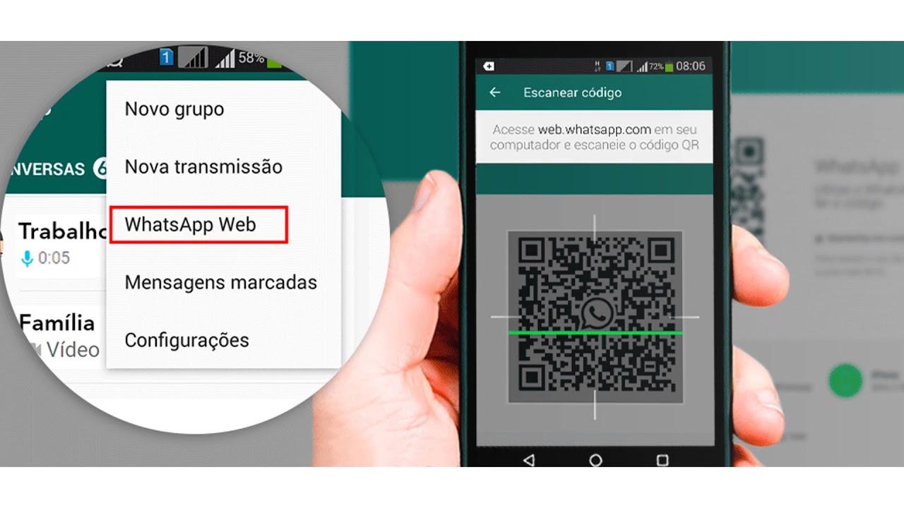 WHATSAPP WEB (como usar WhatsApp no PC 2019) - YouTube