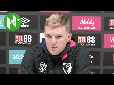 Bournemouth 0-4 Liverpool | Eddie Howe hails Mo Salah 'one of the best in the world'